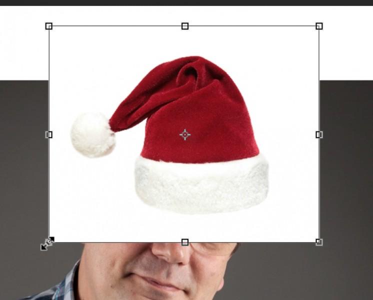 Christmas Sticker Fun in Photoshop